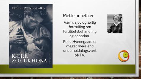 Anbefaling af bogen Kære Zoe Ukhona