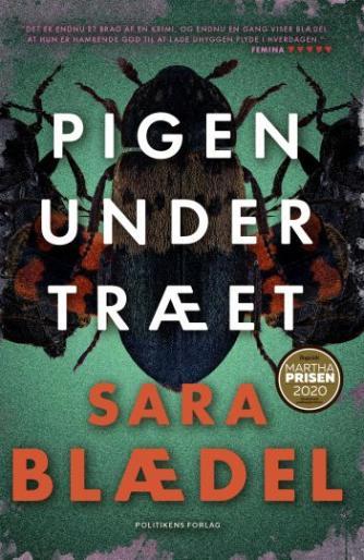 Sara Blædel: Pigen under træet : krimi