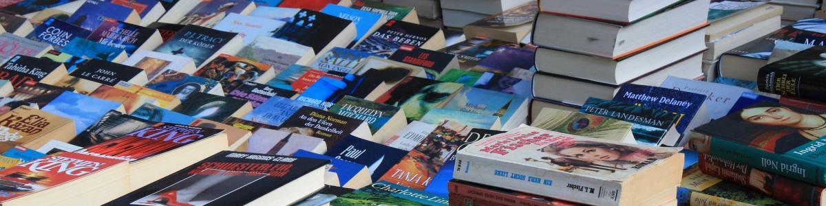 Udstilling af bøger