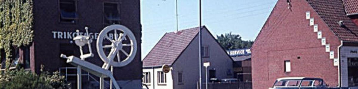 Trikotagefabrikken Anky 1966
