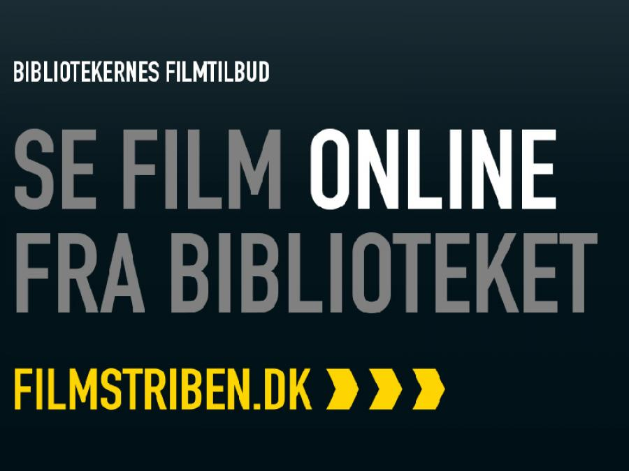 Logo for Filmstriben