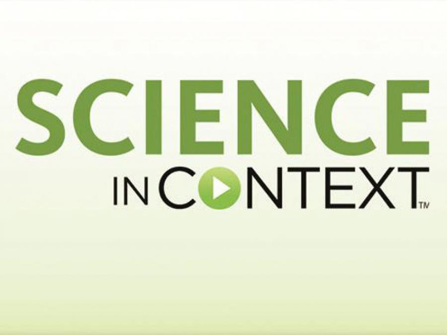 Logo for Gale in Context: Science