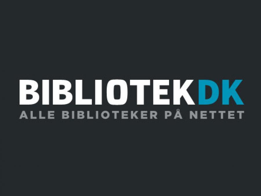 Logo for Bibliotek.dk