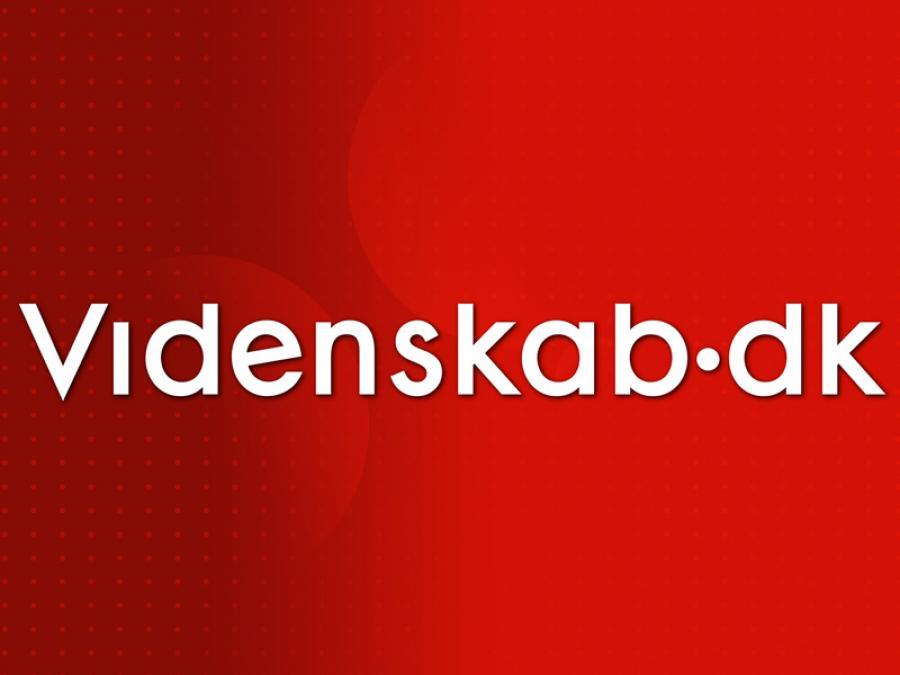 Logo for Videnskab.dk
