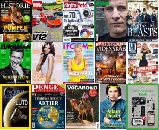 Tidsskrifter for unge og studerende